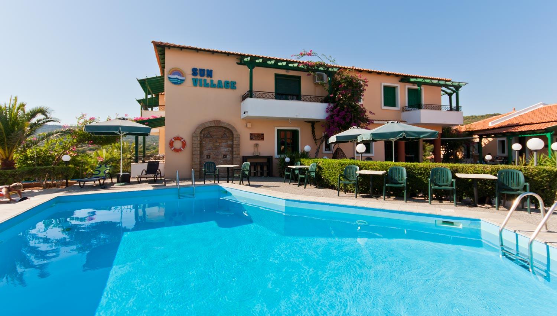 Hotel Sun Village Χίος προσφορές - Ξενοδοχεία Μέγας Λιμνιώνας Χίος